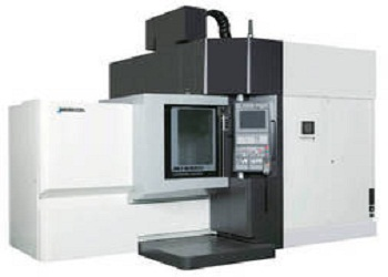 Five-Axis Vertical Machining Center meets a variety of production needs